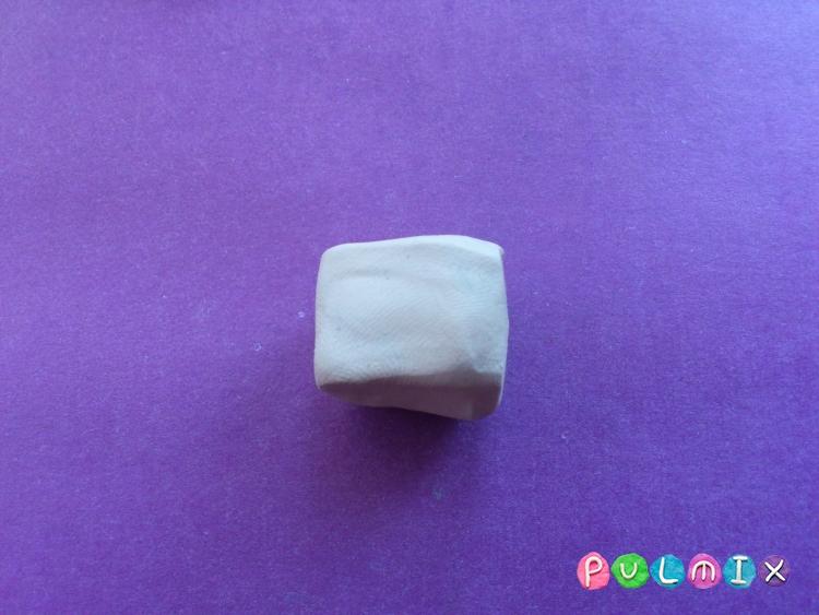 Как сделать хлеб из пластилина поэтапно - шаг 7