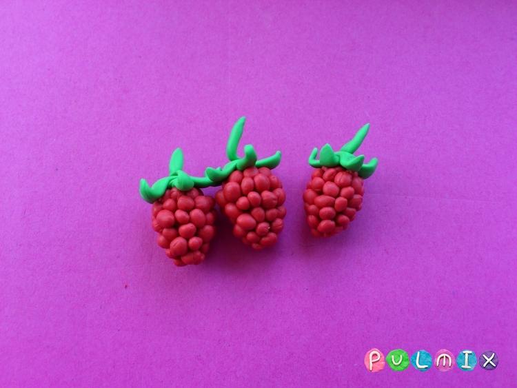 Сделать поделку ягоды 17
