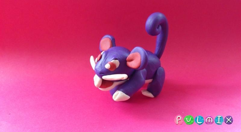 Как сделать крысу своими руками фото 766