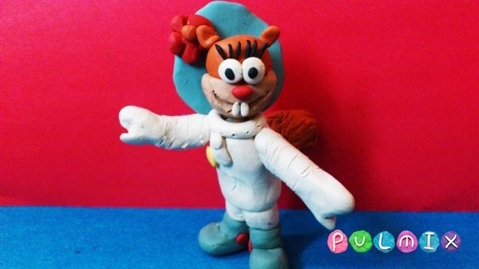 Сэнди Чикс из мультсериала «Губка Боб Квадратные Штаны» (35 фото) | 394x700