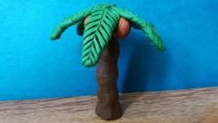Как слепим пальму