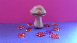 Лепка гриба из пластилина своими руками поэтапно