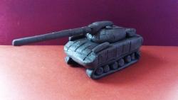 Как слепить танк Т-14 Армата из пластилина своими руками