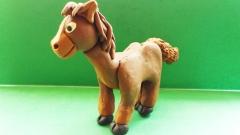 Как сделать лошадку  для детей