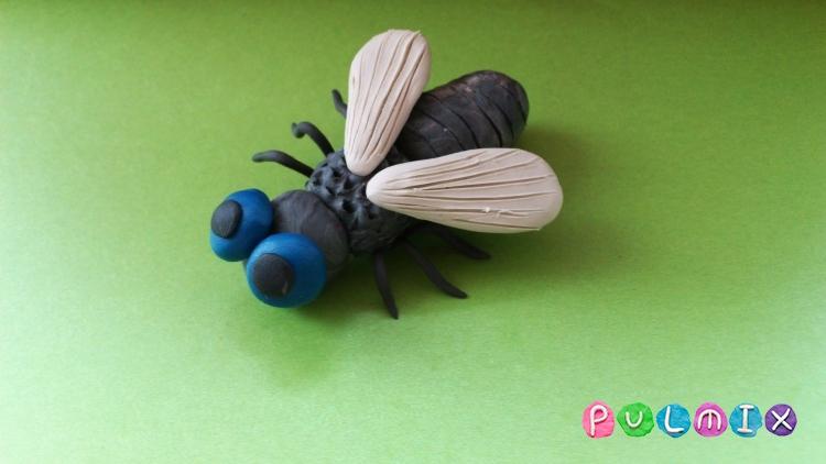 Как своими руками сделать муху