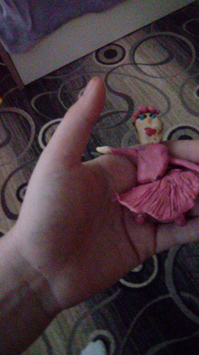 Как слепить балерину из пластилина своими руками поэтапно